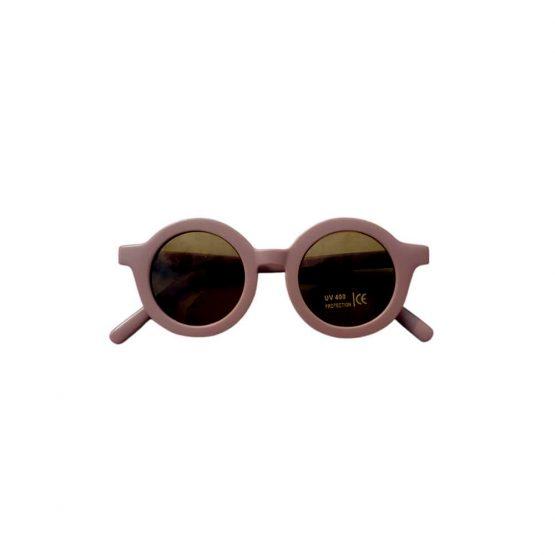 Grech-And-Co-gyerek napszemüveg Burlwood