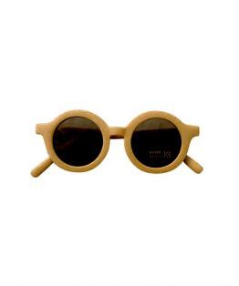 Grech-And-Co-gyerek napszemvüveg-Golden