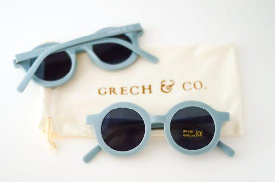GRECH & CO. napszemüveg light blue