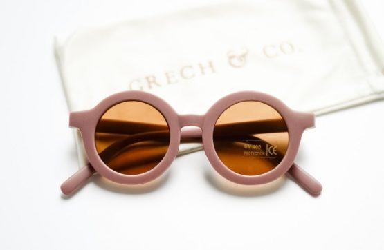 GRECH & CO. napszemüveg. burlwood