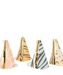 meri meri szafari party kalap